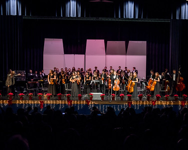 Colonial Forge Winter 2016 Concert