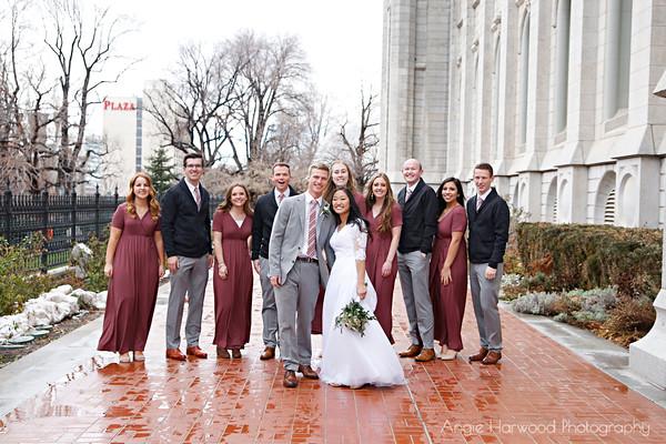 Kaitlyn and Caleb's Wedding