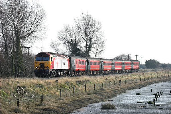 24th January 2006: Deeside and Winwick Junction