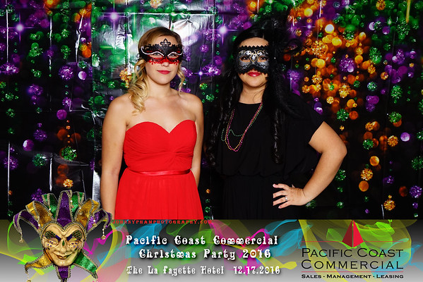 Pacific Coast Commercial Christmas Party 2016 12-17-16