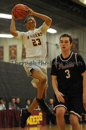 Crescent Valley vs. Sandy Boys HS Basketball
