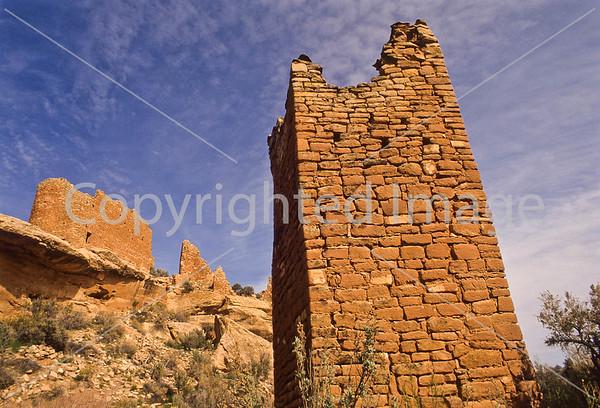 Hovenweep National Monument - Scenics - Utah/Colorado Border