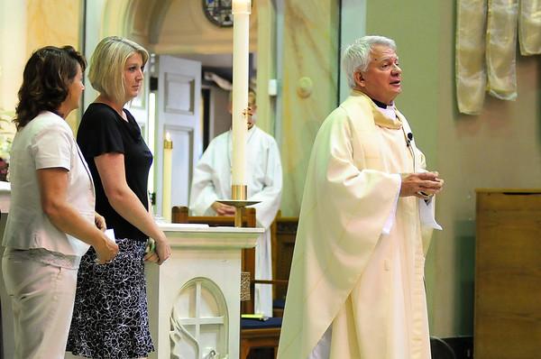2012 Post Easter Mass