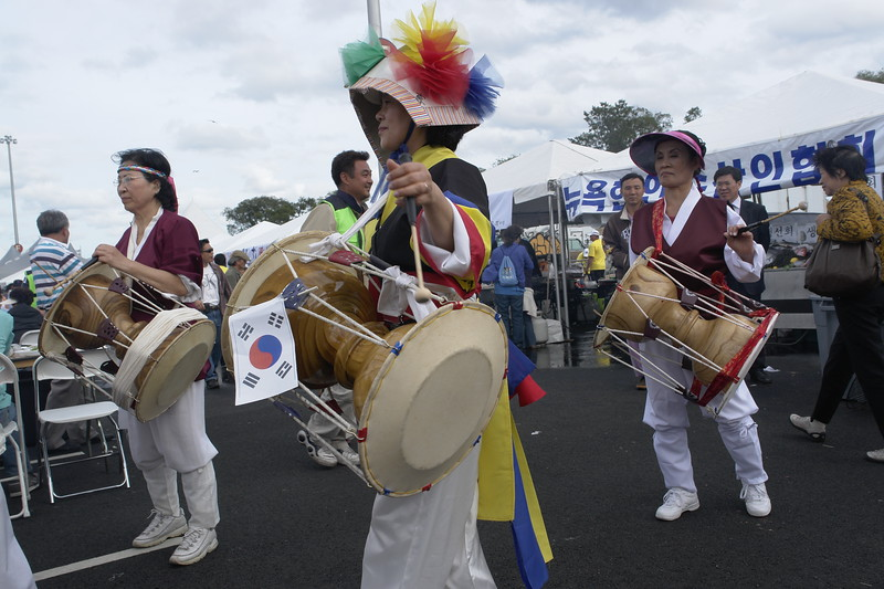 The 27th Korean Harvest & Folk Festival