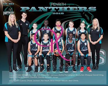 Penrith Team Photos 2018