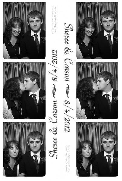 2012-08-04 Sheree and Carson