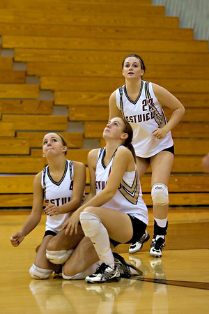 Varsity Girls Volleyball v. Hamilton