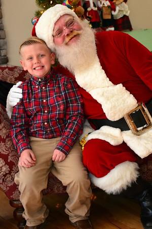 Blaine Christmas 2018