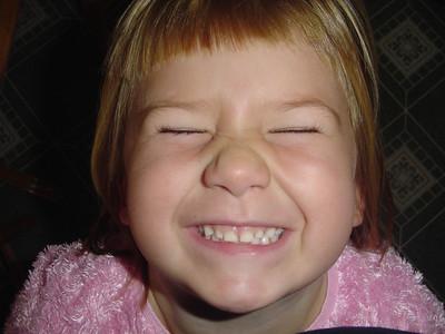 2005 Olivia turns 4!