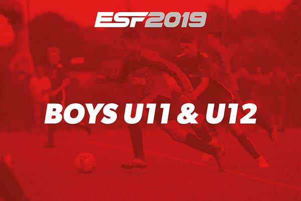 BOYS U11 & U12