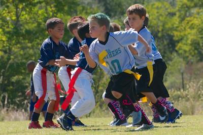 Jack Panther Football 10-03-2015