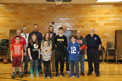 2019 Knight's of Columbus Basketball Free Throw Contest