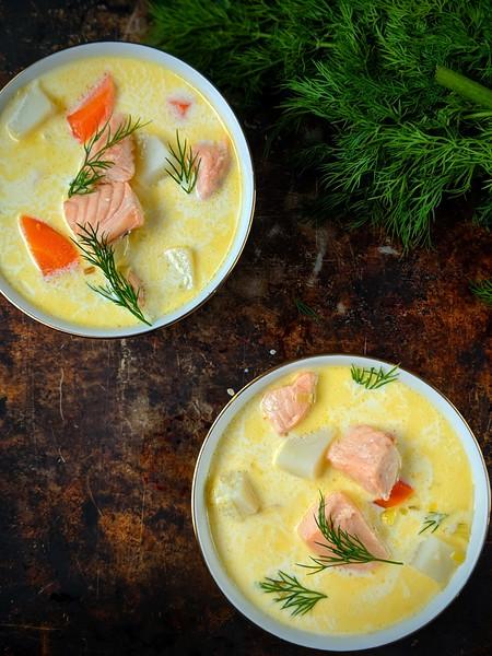 Lohikeitto Finnish Salmon Soup dark.jpg