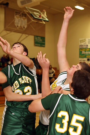 Paradise vs. Red Bluff 1/11/2013