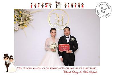 Wedding - Thanh Long & Nhu Quynh