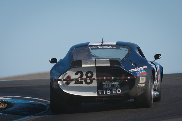 NASA 25 Hours of Thunderhill 2011