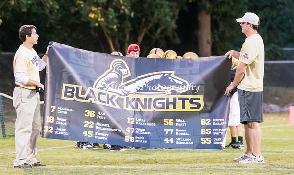 #24 Black Knights vs Rebels