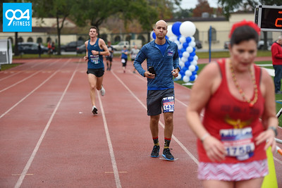 Ameris Bank Jacksonville Half and Full Marathon Finish 18A