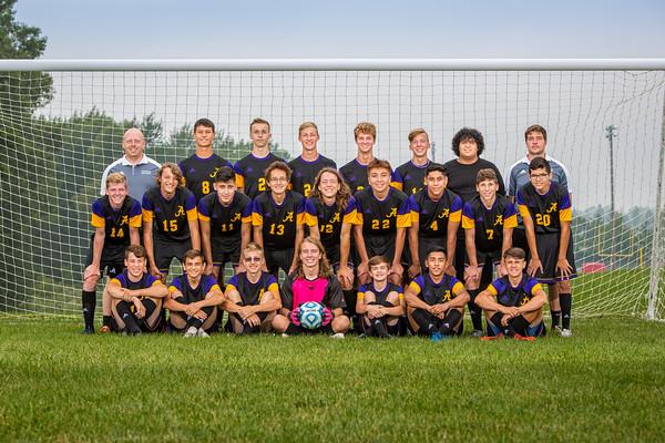 2018 Boys Soccer Team