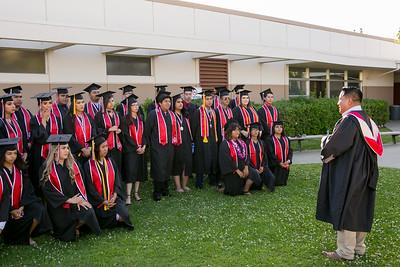 2018: Wonderful Academy Graduates