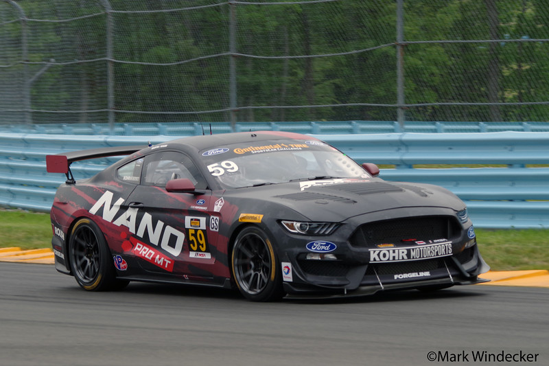 1ST GS Dean Martin / Jack Roush Jr KohR Motorsports Ford Mustang