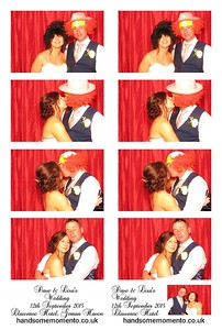 Dave and Lisa's Wedding at The Llawnroc Hotel, Gorran Haven 12-09-2015