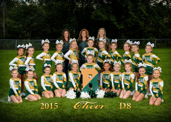Cheer - D8 Portraits