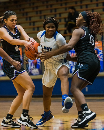 John Tyler High School v. Lufkin High School Girls Basketball by Cara Campbell