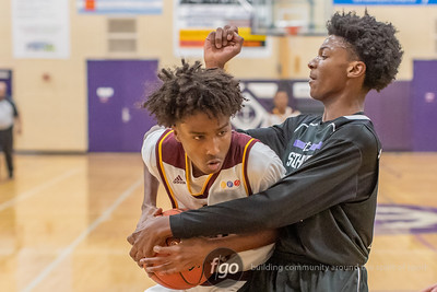 12-19-19 Minneapolis Roosevelt at Minneapolis Southwest Boys Basketball