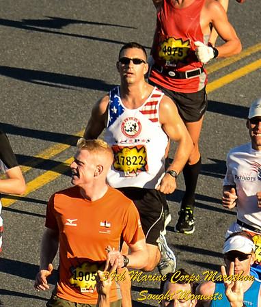 39th Marine Corps Marathon featuring T.A.P.S.