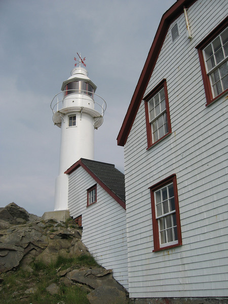 Lighthouse at Rocky Harbour