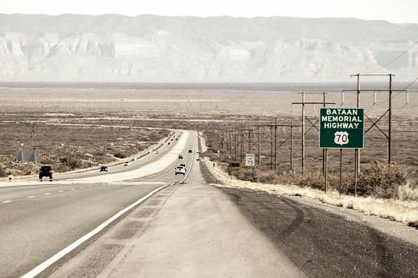 Random shots on the road, NM
