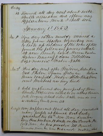 Volume 1: 1852
