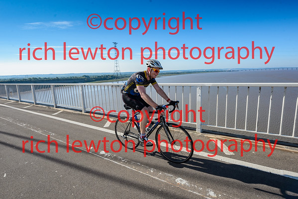 Severn Bridge Sportive - 27.8.17.