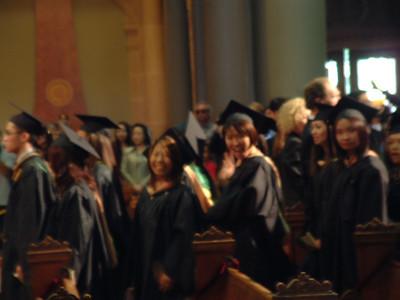 Tsugumi Graduation