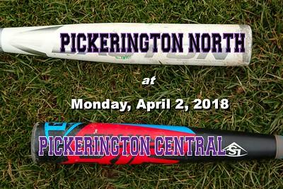 2018 Pickerington North at Pickerington Central (04-02-18)