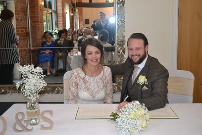 Sammy Ricecake/Saint Wedding