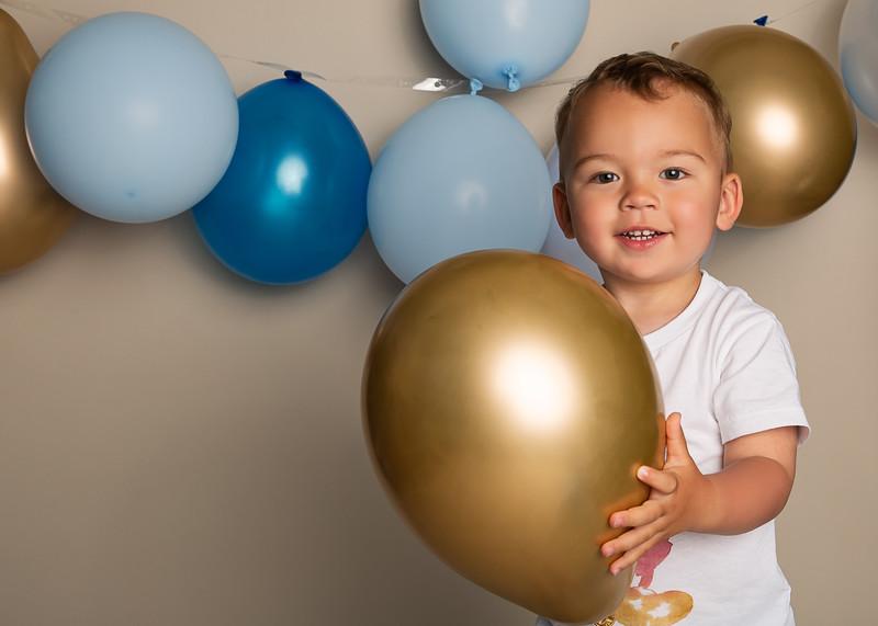 Dominik's 2nd Birthday