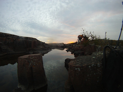 GoPro Sunset shoot with Bryan Hansel