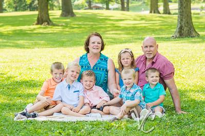 Littrell Extended Family 2020
