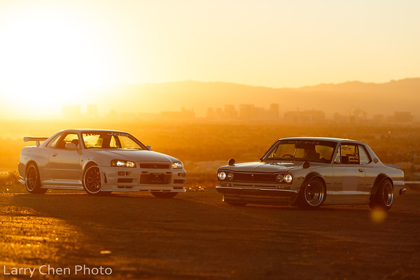 Dream Nissan Skylines
