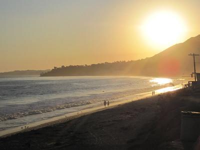 Los Angeles - Sunset/Beach - Sept 2009