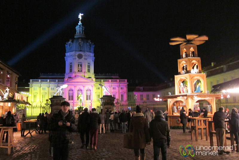Charlottenburg Palace Christmas Market - Berlin, Germany