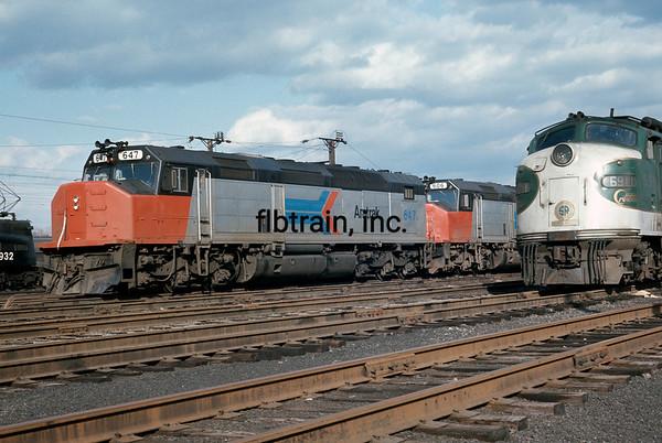 Amtrak & Via