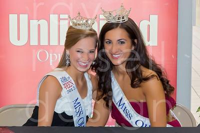 Elissa McCracken - Miss Ohio 2012