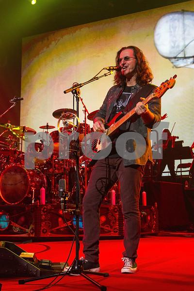 Rush In Concert - Universal City, CA