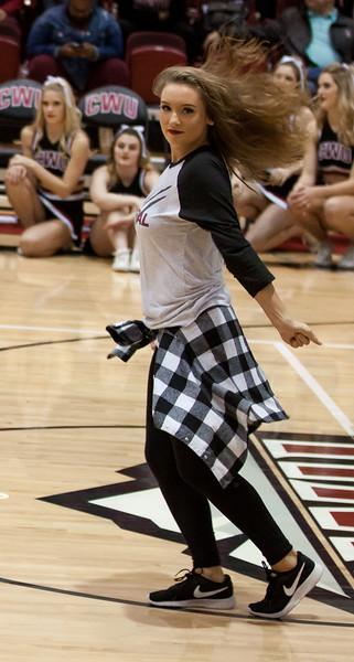 Basketball Dance