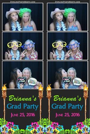 Brianna's Grad Party