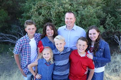 Bennion Family {Sept 2018}