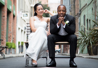 Bethelwel and Cielito's San Francisco Wedding